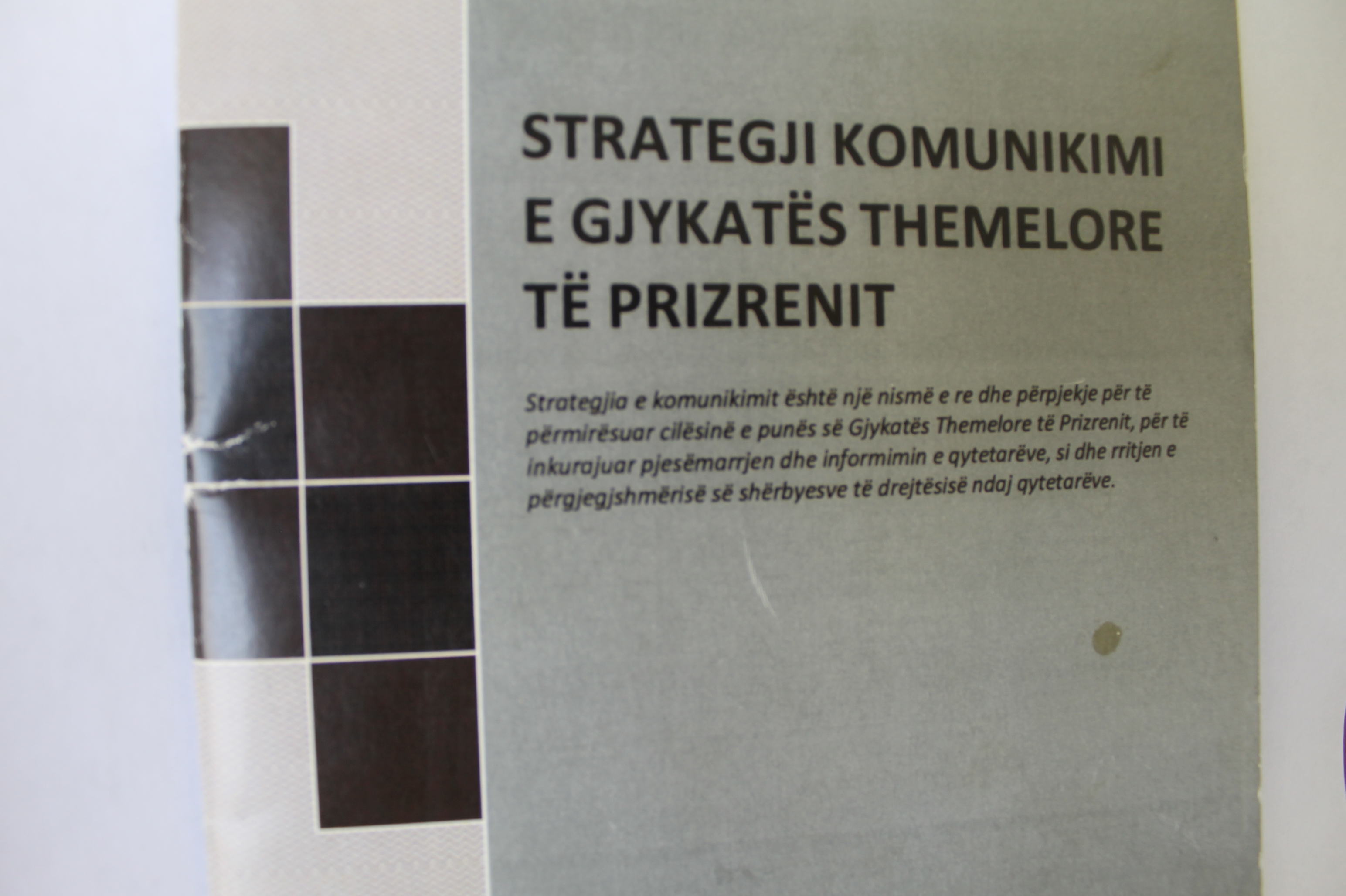 Strategjia e Komunikimit