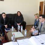 Zëvendës Kryetari i Gjykatës Themelore të Prizrenit z. Artan Sejrani