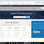 Abonohu në ueb faqen e Gjykatës Themelore në Prizren